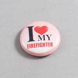 Firefighter Button 57