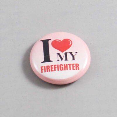 Firefighter Button 57