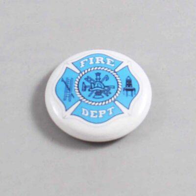 Firefighter Button 58
