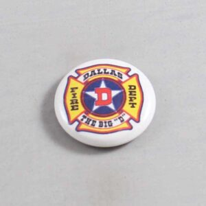Firefighter Button 60