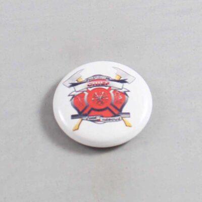 Firefighter Button 61