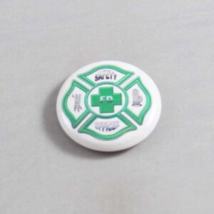 Firefighter Button 62