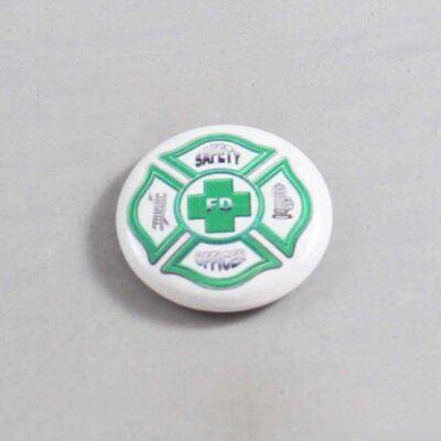 Firefighter Button 62