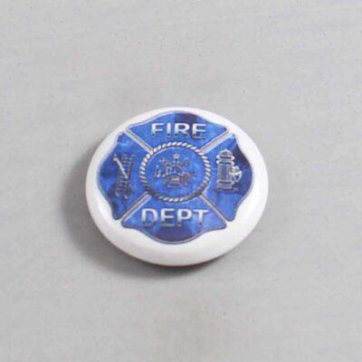 Firefighter Button 63