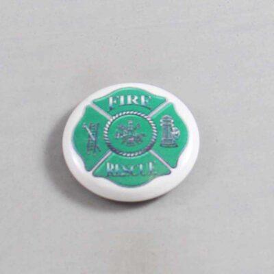 Firefighter Button 65