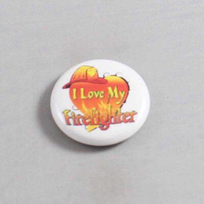 Firefighter Button 66