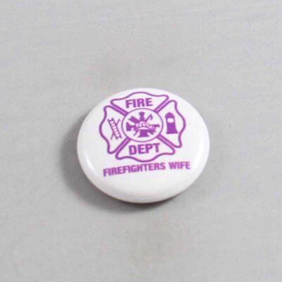 Firefighter Button 69