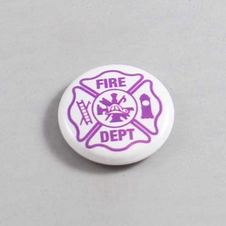 Firefighter Button 70
