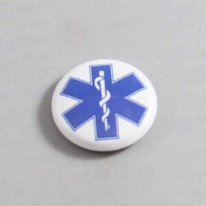 Firefighter Button 73