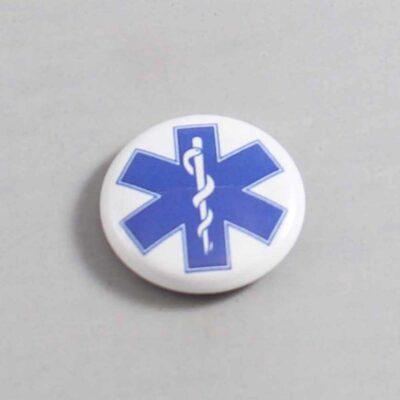 Firefighter Button 73