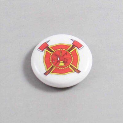 Firefighter Button 74