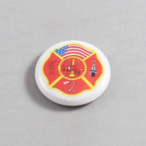 Firefighter Button 76