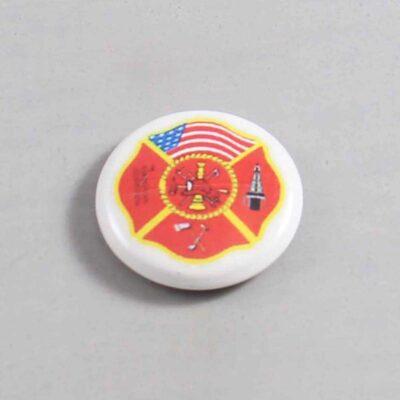 Firefighter Button 76