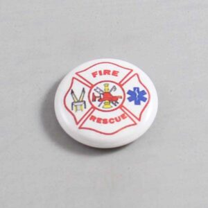 Firefighter Button 77