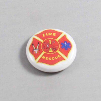 Firefighter Button 79