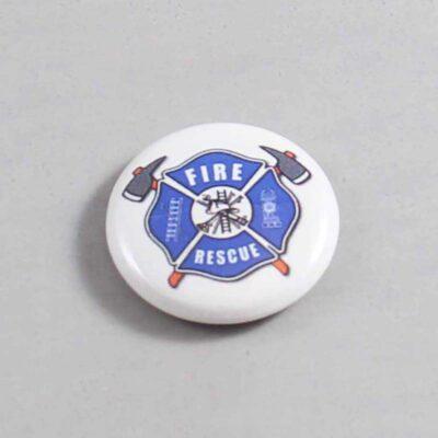 Firefighter Button 81
