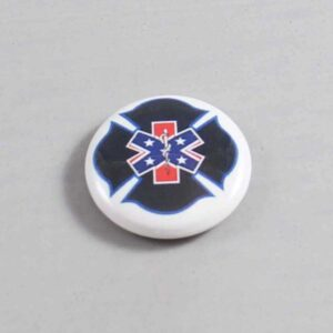 Firefighter Button 82