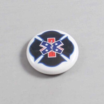 Firefighter Button 82