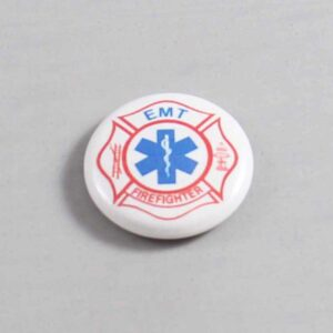Firefighter Button 85