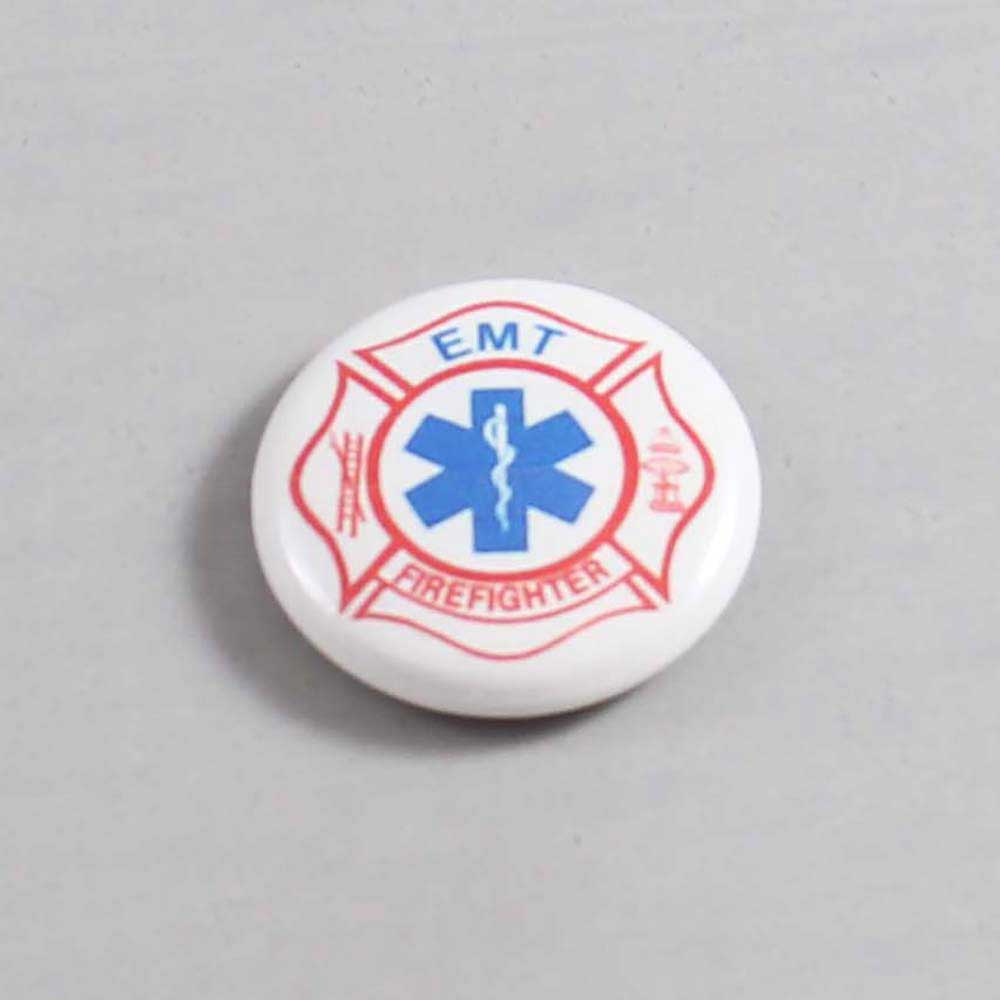 Firefighter Button 85