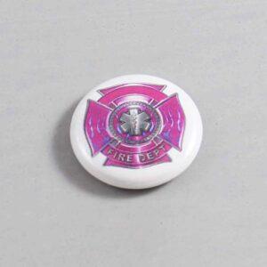Firefighter Button 86