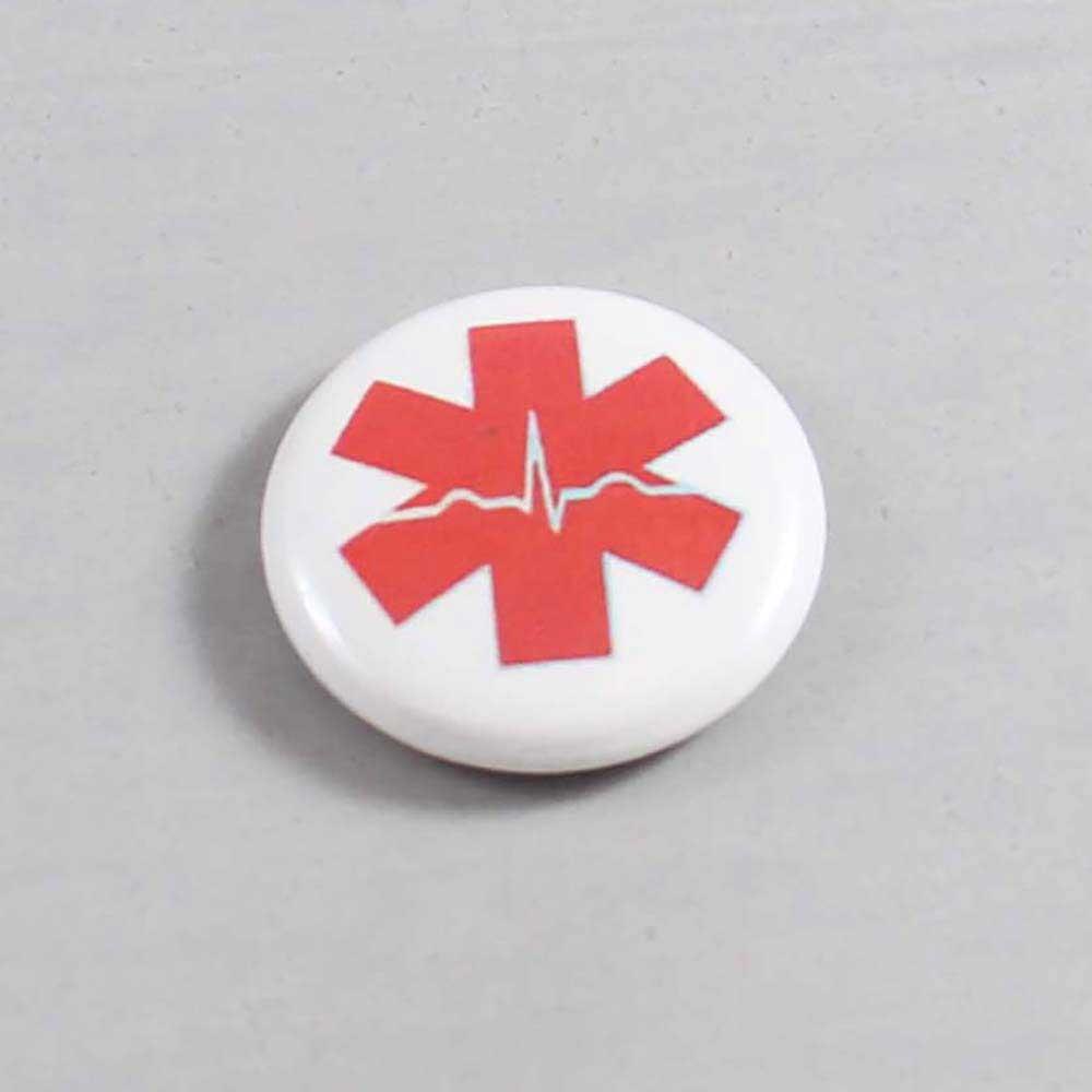 Firefighter Button 89