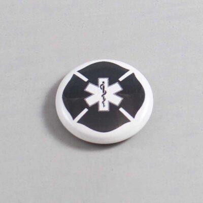Firefighter Button 92