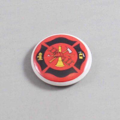 Firefighter Button 95