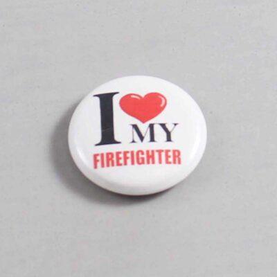 Firefighter Button 96