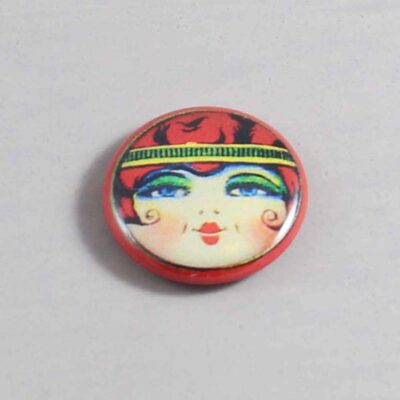 Flapper Button 02