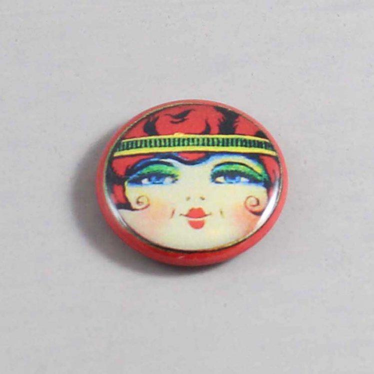 Flapper Button 02