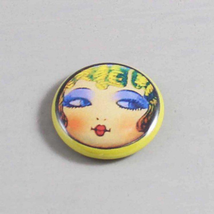 Flapper Button 06