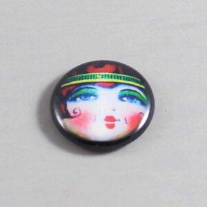 Flapper Button 07