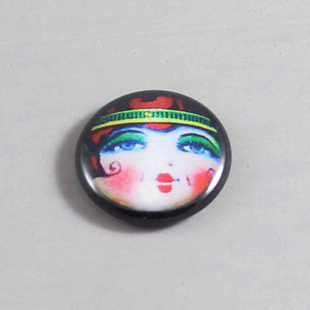 Flapper Button 07