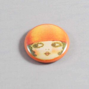 Flapper Button 09