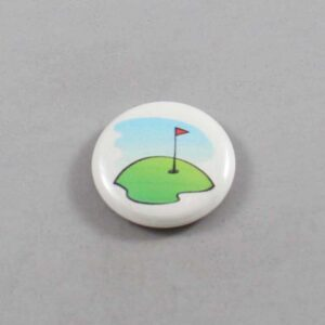 Golf Button 01 Ivory