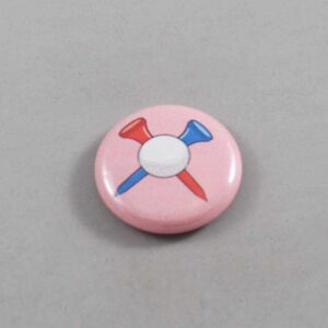 Golf Button 02 Pink