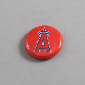 MLB Anaheim Angels Button 01