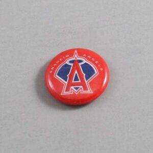 MLB Anaheim Angels Button 03