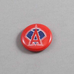 MLB Anaheim Angels Button 04