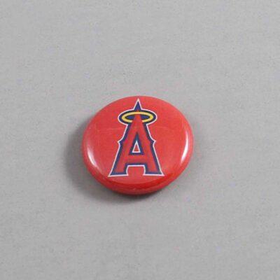 MLB Anaheim Angels Button 05