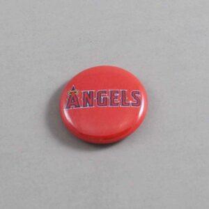 MLB Anaheim Angels Button 06