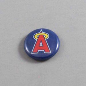 MLB Anaheim Angels Button 08