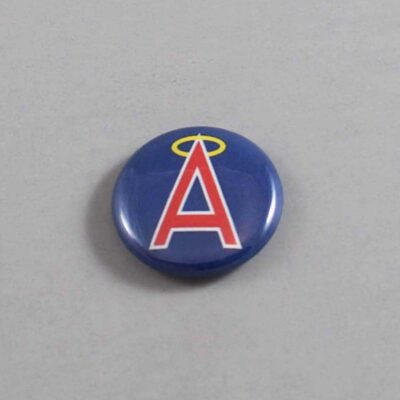 MLB Anaheim Angels Button 09