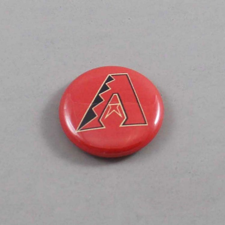 MLB Arizona Diamondbacks Button 01