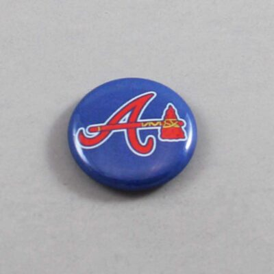 MLB Atlanta Braves Button 01