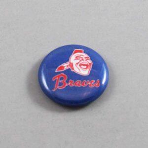 MLB Atlanta Braves Button 05