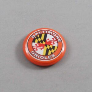 MLB Baltimore Orioles Button 09