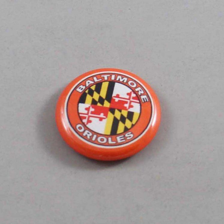MLB Baltimore Orioles Button 09