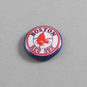 MLB Boston Red Sox Button 01